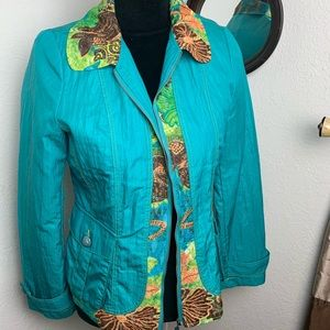 Jackets & Blazers - Vintage colorful jacket